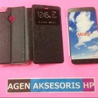 Murah Flipcover Xiaomi 4S Mi4s 5 0 inchi Flip Case Sarung Buku HP