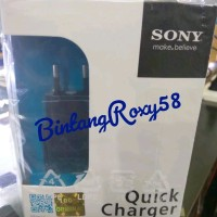 Quick Charger Hp Sony Xperia Z1 Z2 Z3 Z4 Z5 Big Mini Compact Docomo