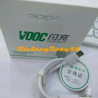 Kabel Data Cable Carger Hp Oppo VOOC F3 F5 F7 F1 F1S F1plus Plus Semua