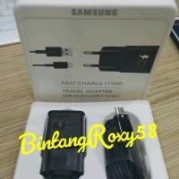 Charger Carger Hp Samsung S8 S8Plus Plus S9 S9Plus C9 C9-Pro USB C Ori