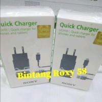 Quick Charger Hp Sony Xperia Z ZR ZL L C C2 C3 C4 C5 E E2 E3 E4 Dual