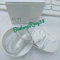 Headset Earphone Hp Oppo F7 F5 F3 F1 F1s F1Plus Plus R11 R5 R7 F9 DLL