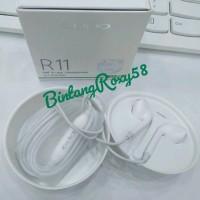 Headset Earphone Hp Oppo F7 F5 F3 F1 F1s F1Plus Plus R11 R5 R7 F9 DLL