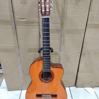Gitar Classic Sunkay Yamaha Warna Orange Trusrod Jakarta Murah