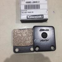 Kampas Rem Belakang KLX 43082-0043 ORIGINAL