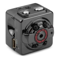 Jual Kamera Pengintai - Spy Camera Mini DV infrared SQ8 Murah