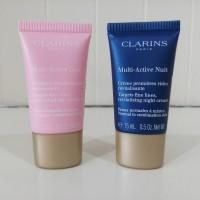 Clarins Multi - Active Day & Night 15ml (Normal Kombinasi) Set