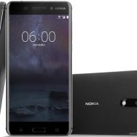NOKIA 6 LTE SILVER RAM 3 / 32 GB ROM GARANSI RESMI HP NOKIA6 WHITE 4G