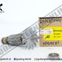 Armature / Angker Merk BULL Untuk Mesin Discgrinder Hitachi G10SB1