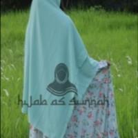 baju gamis syar i busana muslimah dress bagus bahan wolfis woolpeach