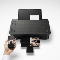 CANON PRINTER PIXMA TS307 WIFI / PRINTER MURAH TS 307 SMARTPHONE COPY