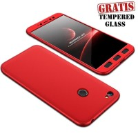 360 Hard Case Full Depan Belakang Casing HP Xiaomi Redmi Note 5A Prime