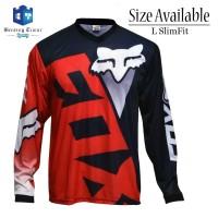 Baju Sepeda FOX 01a Baju Motor Cross Promo