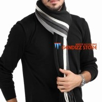 Promo Syal Pria Khasmir untuk musim dingin winter Winter