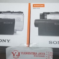 SONY HDR-AS50 (RESMI SONY INDONESIA) Action Camera