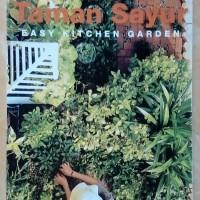 Buku Menata Taman Sayur (Easy Kitchen Garden)