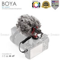 BOYA BY-MM1 Cardiodid Microphone Shotgun For DSLR,Video,Android Vloggi