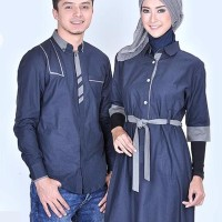 promo murah Baju Muslim Couple Trendy Masa Kini Murah Keren Terbaru w