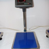 terbaru Scale Timbangan Duduk Timbangan Laundry Digital Bench Scale K