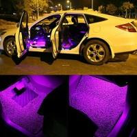 LAMPU LED KOLONG DASBOARD MOBIL INTERIOR RGB