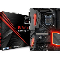 ASRock Fatal1ty B360 Gaming K4 LGA1151 for intel core i3 i5 i7 DDR4