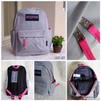 JANSPORT MEDIUM POLOS GRADE ORIGINAL TAS RANSEL SEKOLAH BACKPACK