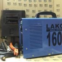Mesin Las Welding Trafo Inverter Lakoni Falcon 160A