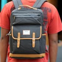 Tas Ransel Backpack Palo Alto Fashion Classic 90258 Original
