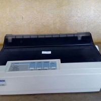 Printer Epson LX300+ Second Bagus Dot Matrix LX 300+ Plus DotMatrix