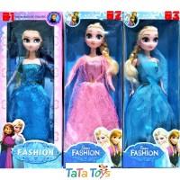 Mainan Boneka Disney Frozen Princess Elsa (Tinggi 32 cm)