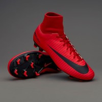 Sepatu Bola Nike Mercurial Victory VI DF FG University Red 903609616