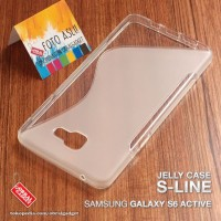 Soft Jelly Case Samsung Galaxy A9 2016 Pro Softcase Silikon Casing Gel