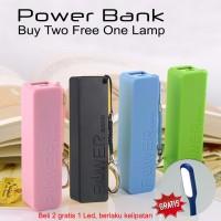 Jual Power Bank Parfum Candy Mini Slim Murah Meriah 1 cell powerbank fresh Murah