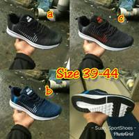 Sepatu Kets Pria Nike Zoom Pegasus / Nike Rajut