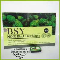 BSY NONI Black Garansi Original BPOM | Asli Shampo Bsy Noni Hair Magic