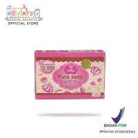Jual Jellys Pure Soap by Jellys Original Thailand 100% BPOM Murah