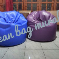 Cover Bean Bag Oval Large Oscar,Bean Bag Murah,Kursi Bali,Sofa Unik