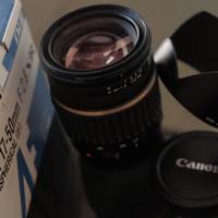 lensa Tamron SP AF 17-50mm f/2.8 LD aspherical (IF) for Canon