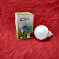 Lampu Bohlam Led Emergency merk CMOS (Magic Touch Bulb) 12 Watt