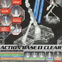 BANDAI ACTION BASE 1/100 CLEAR - MOKIT MODEL KIT GUNPLA GUNDAM MURAH