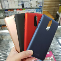 HARDCASE NOKIA 8 -- Slim Cover New Type - Casing Hp Tipis Kuat