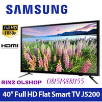 LED TV SAMSUNG 40 SMART TV FULL HD FLAT DIGITA TV USB 40J5250