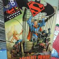 KOMIK SUPERMAN / BATMAN SERI 8