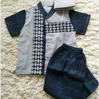 Baju koko anak umur 1-3 tahun