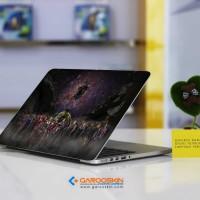 Harga skin laptop macbook 17 inc avengerh custom desain bebas luar saja   Hargalu.com