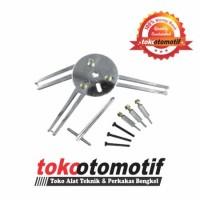 Kunci Melepas Rumah Kopling / Treker Crankcase Separator WIPRO
