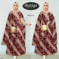 Batiqa Kaftan-fashion muslim-kaftan batik-modern-promo-cantik-AR