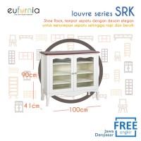 Olympic Louvre Series Shoe Rack / Rak Sepatu / SRK