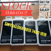 KEYBOARD COVER SAMSUNG GALAXY NOTE 8 ORI