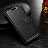 Flip Cover PU Leather Stand Premium Cover Case Casing HP Lenovo A6600
